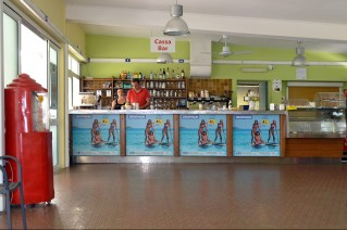 Lido di Laives - Interno Bar